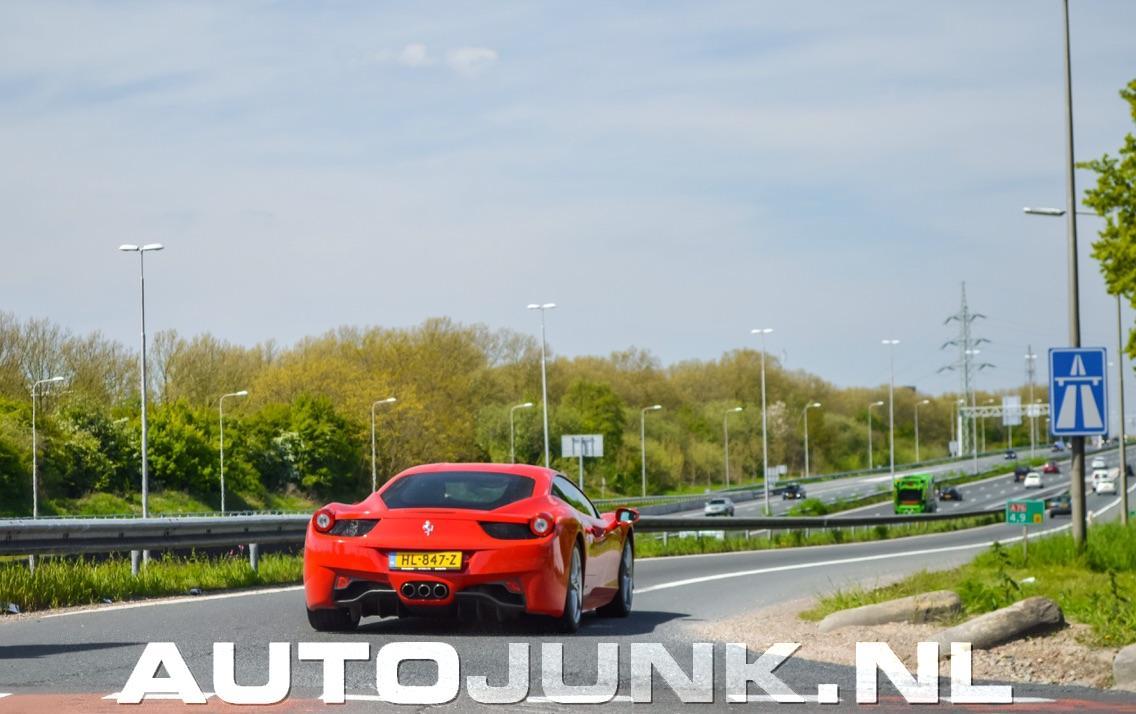 Ferrari 458 Italia Foto S 187 Autojunk Nl 168590