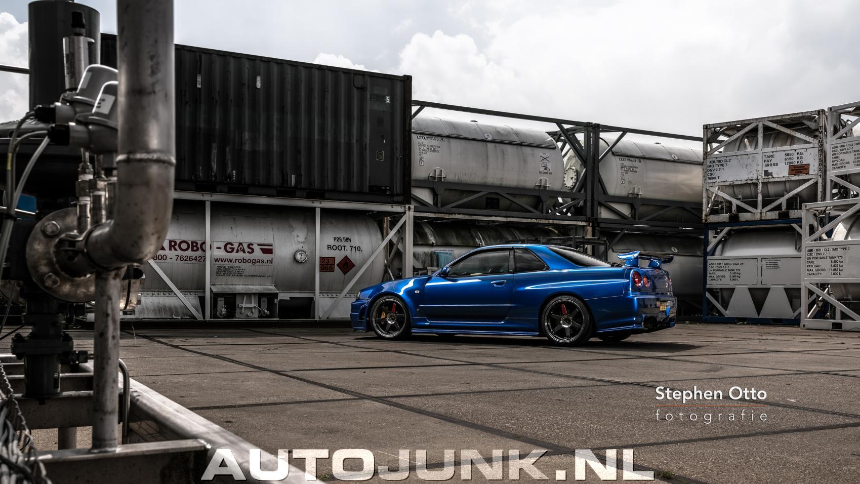 Fotou0027s: Nissan Skyline R34 Nismo 001 R Tune