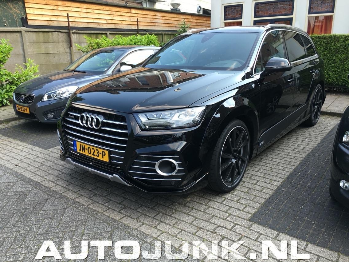 Audi Q7 3 0 Tdi Abt Foto S 187 Autojunk Nl 170499