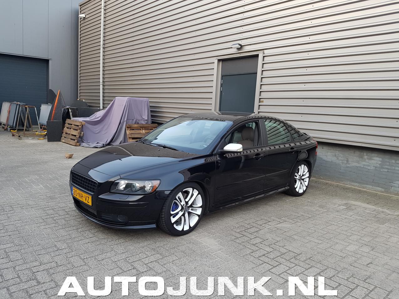 Volvo S40 T5 Met Nieuwe Sloffen Fotos Autojunknl 170793