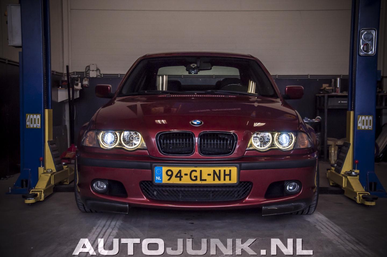 Bmw 328i E46 Nieuwe Motor Foto S Autojunk Nl 171728