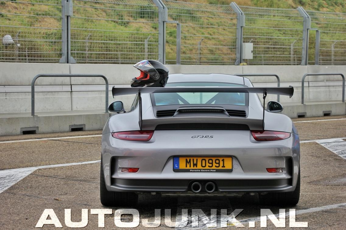 Porsche 991 Gt3 Rs Foto S Autojunk Nl 171806