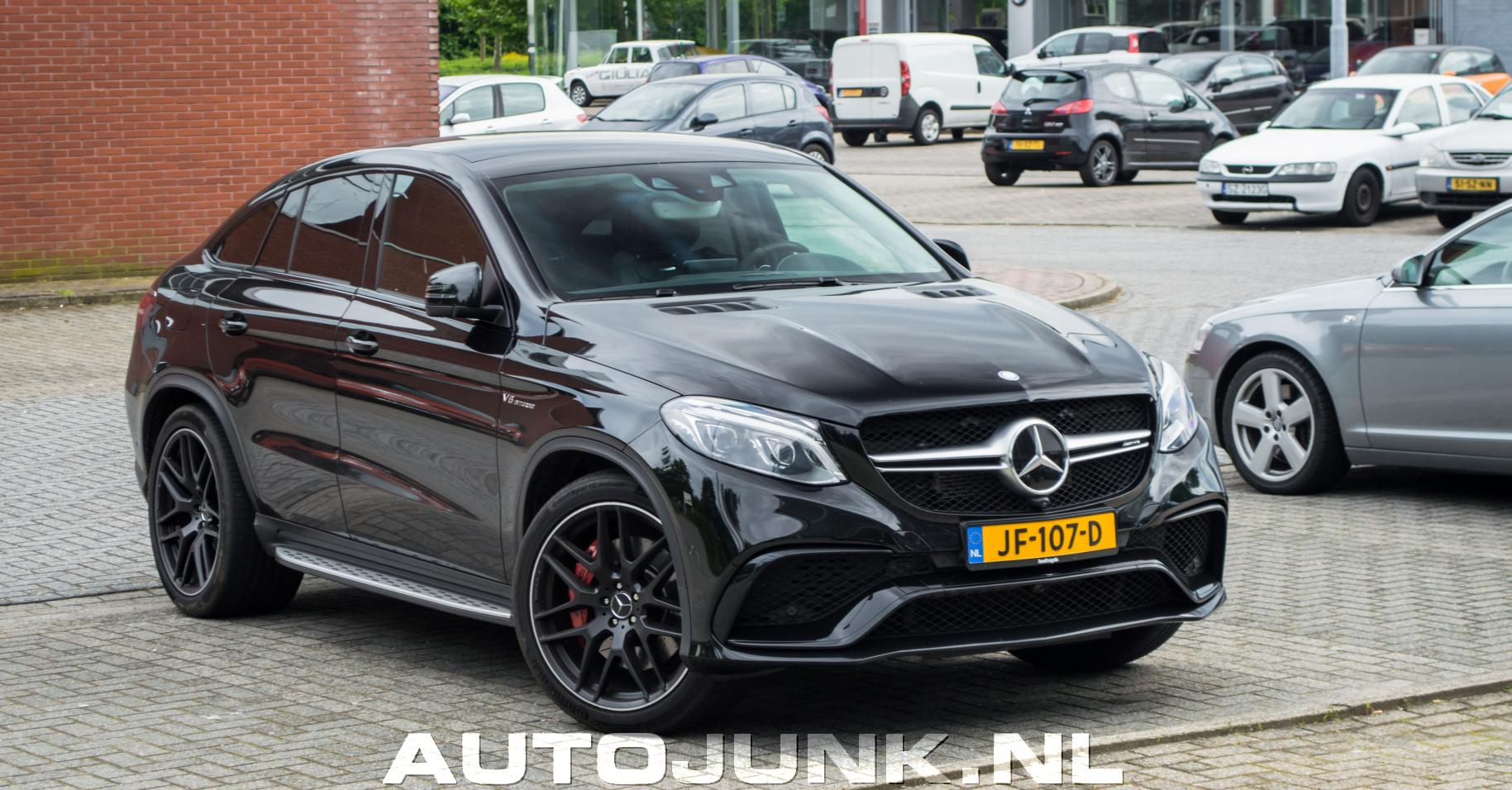mercedes amg gle 63 s coupe foto 39 s 173196. Black Bedroom Furniture Sets. Home Design Ideas