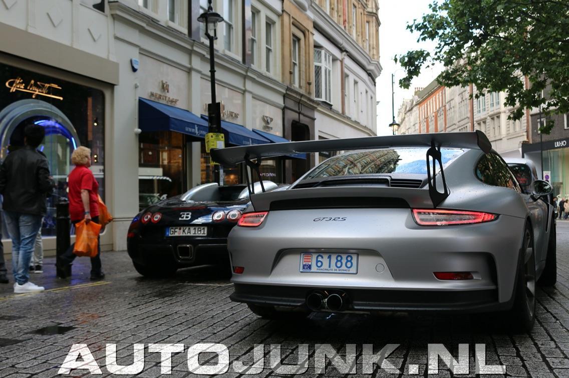 Porsche Gt3 Rs Foto S Autojunk Nl 173356