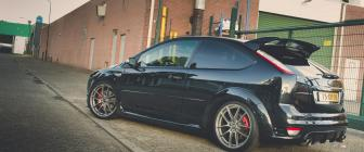 Ford Focus St Door Wolf Autoblognl