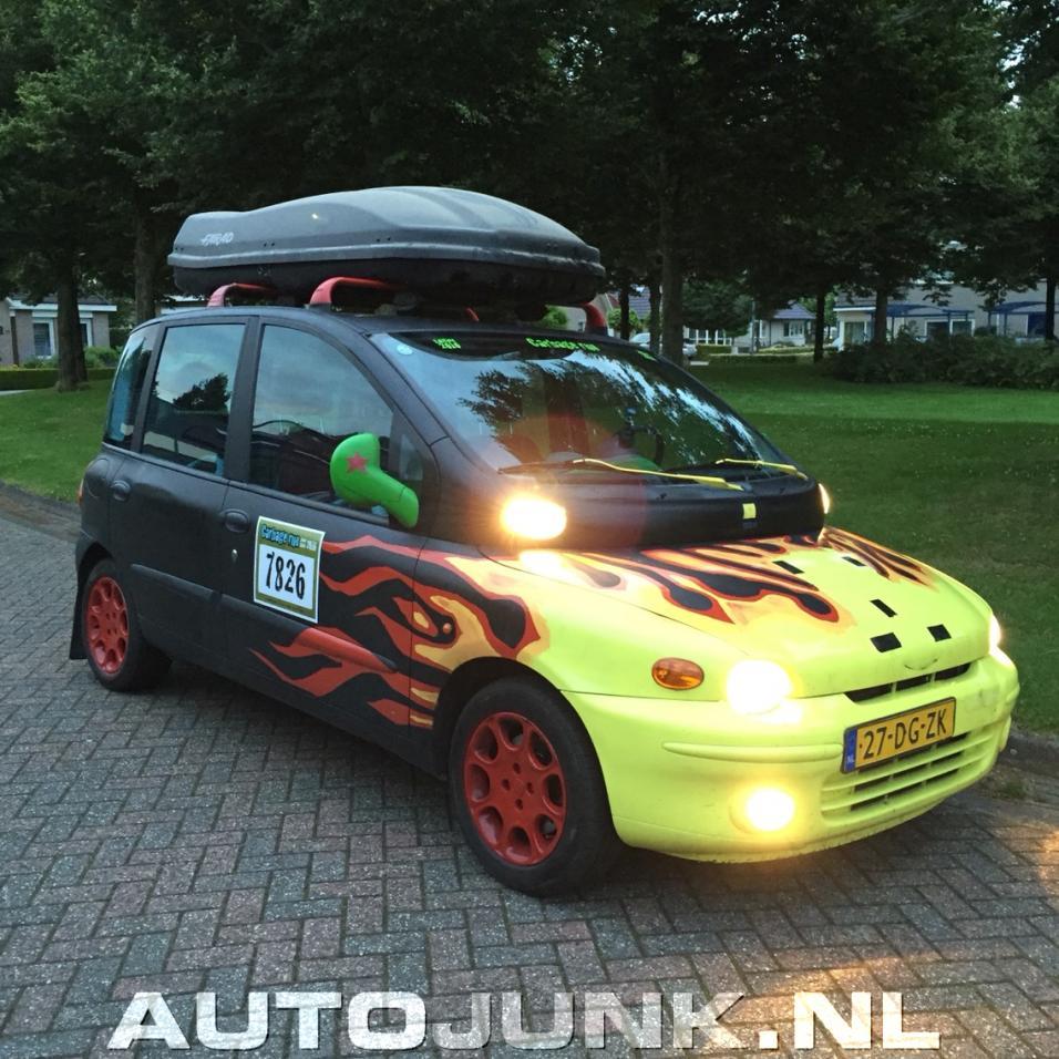 Fiat Multipla Roadtrip Foto S 187 Autojunk Nl 174489
