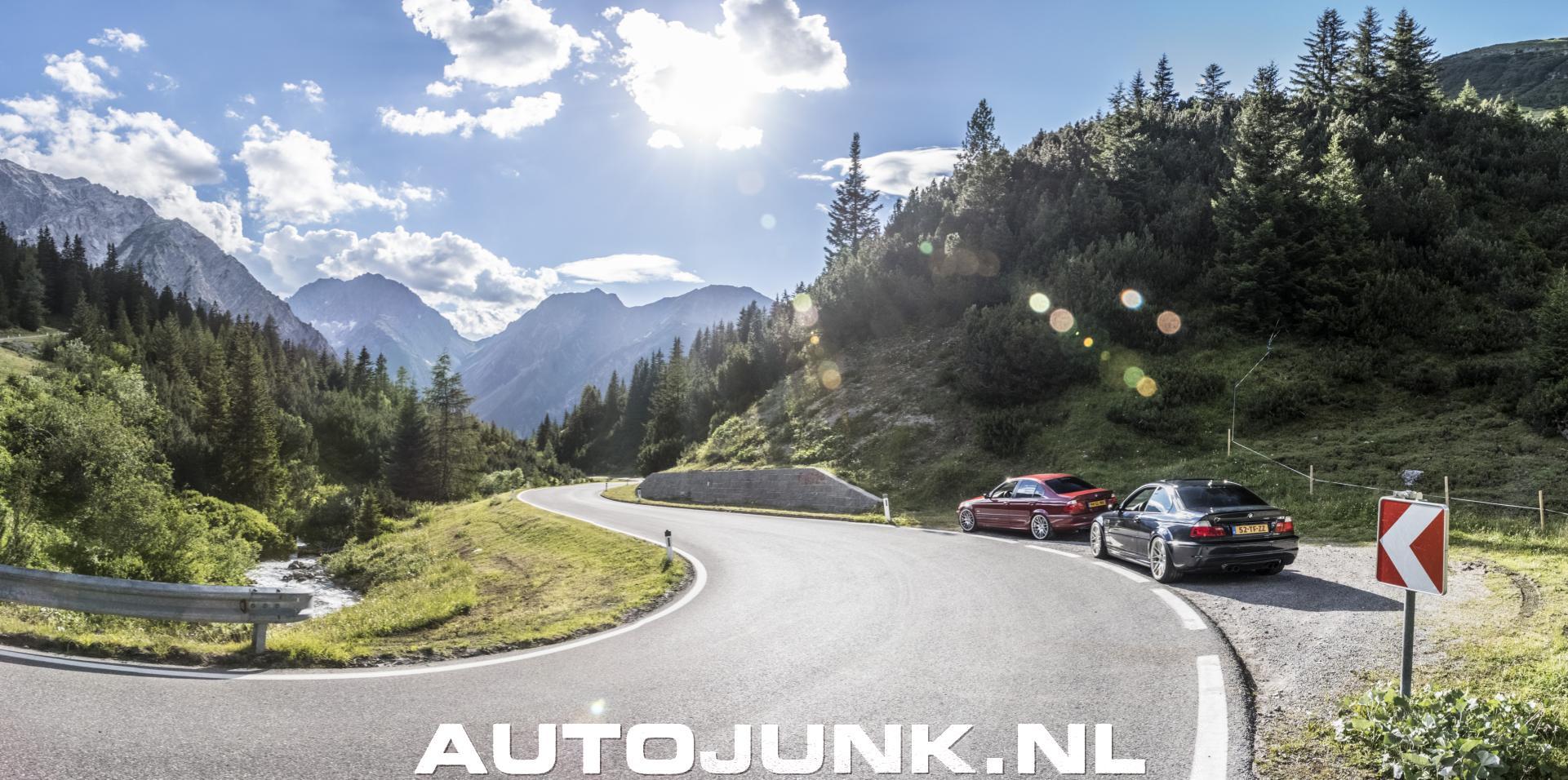 Bmw E46 328i Amp M3 Roadtrip Alpen Stelviopas