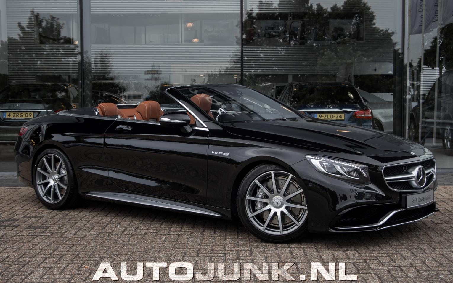 mercedes benz s63 amg cabriolet foto 39 s 174856. Black Bedroom Furniture Sets. Home Design Ideas