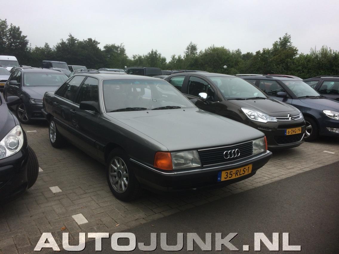 1984 Audi 100 foto's » Autojunk.nl (175473)
