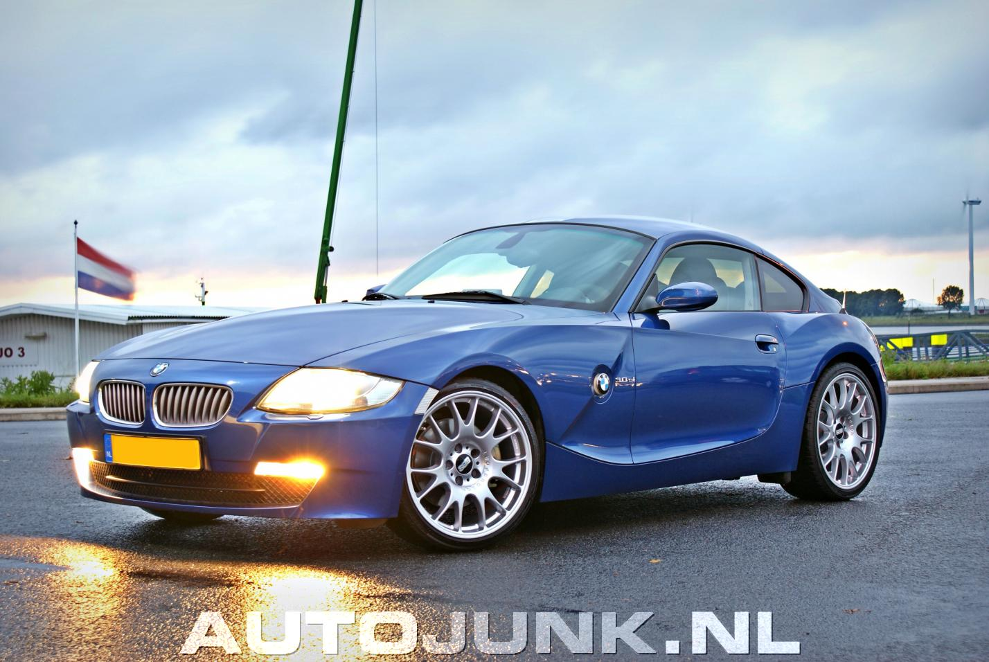 Bmw Z Si Coupe For Sale Bmw Z Si Coupe Used 2008 Bmw Z4