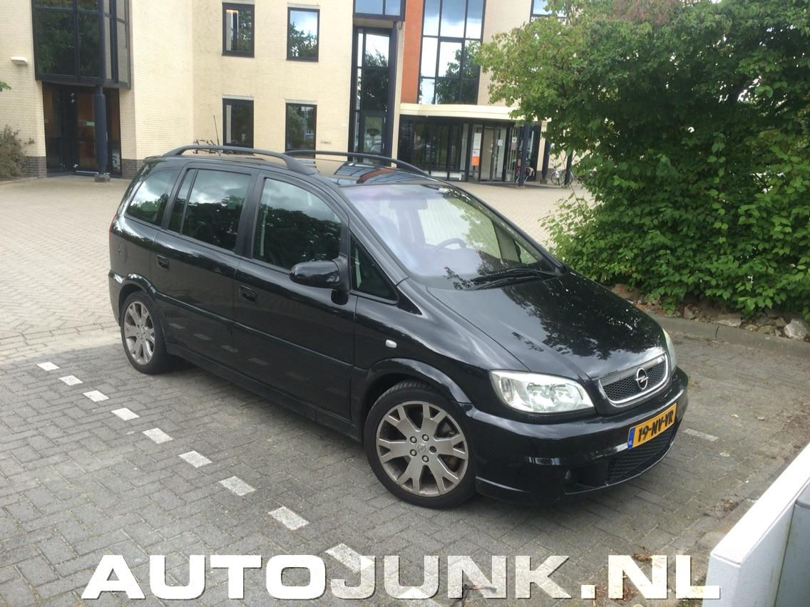 2004 opel zafira a opc foto 39 s 177364. Black Bedroom Furniture Sets. Home Design Ideas