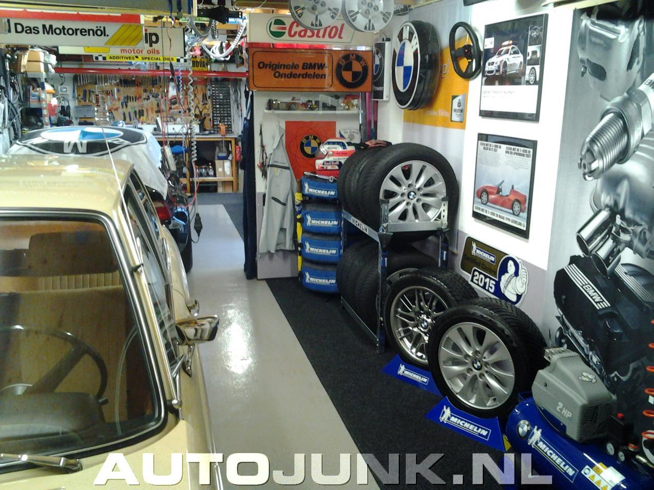 Mijn Garage Nl : Sfeerplaat van mijn garage foto s autojunk