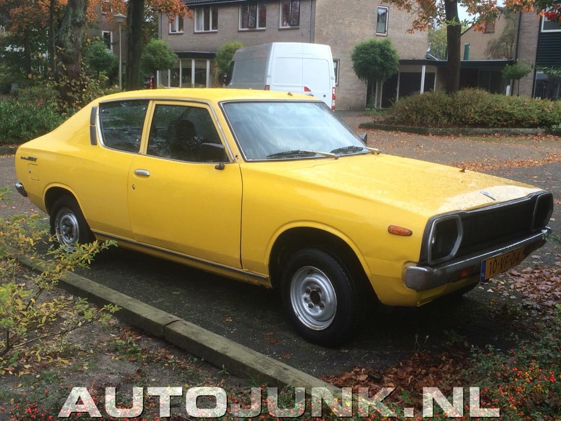 1978 datsun 100a foto's » Autojunk.nl (181141)
