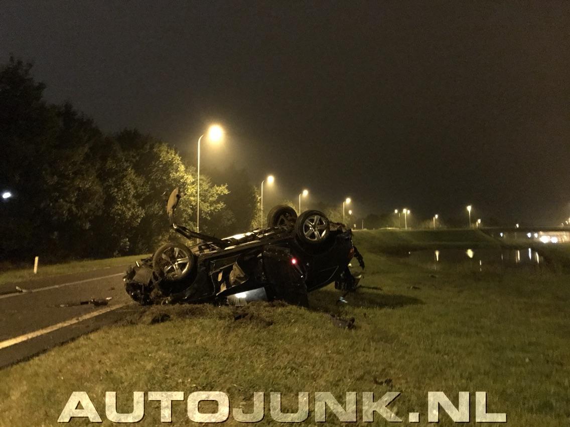 Meer Fotos Van Ongeluk Met Audi Q7 Foto S Autojunk Nl 181538