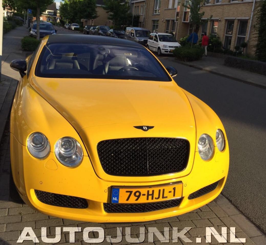 Bentley Continental GT Foto's » Autojunk.nl (184532