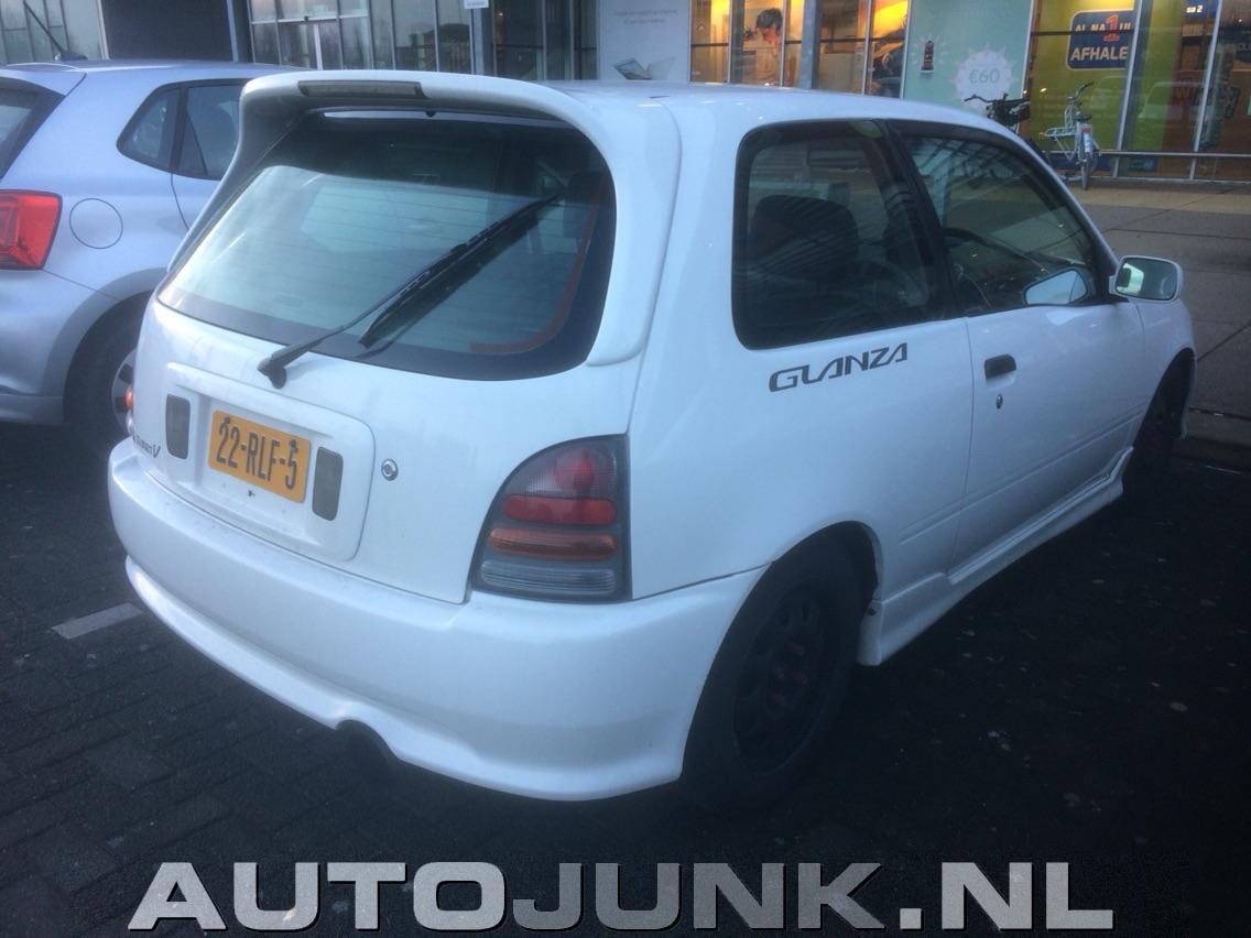 1998 Toyota starlet glanza v foto's » Autojunk nl (184601)
