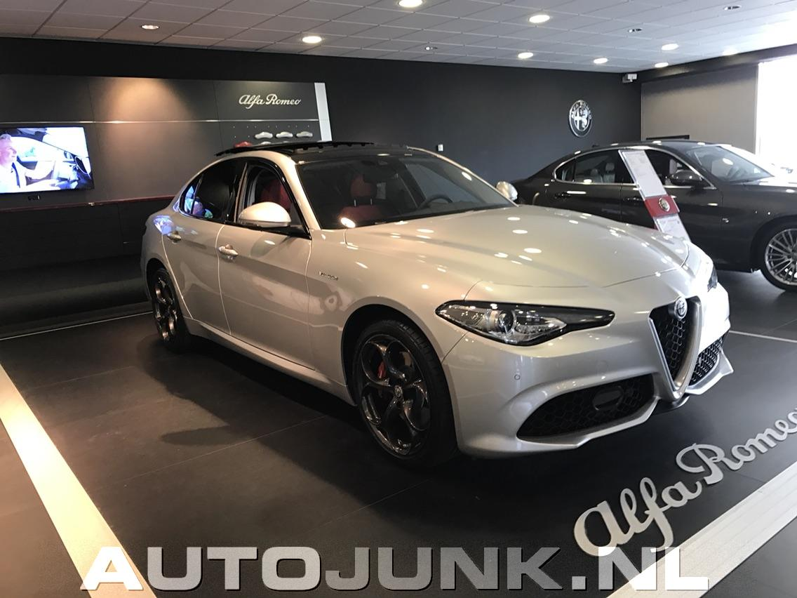 alfa romeo giulia veloce foto 39 s 186585. Black Bedroom Furniture Sets. Home Design Ideas