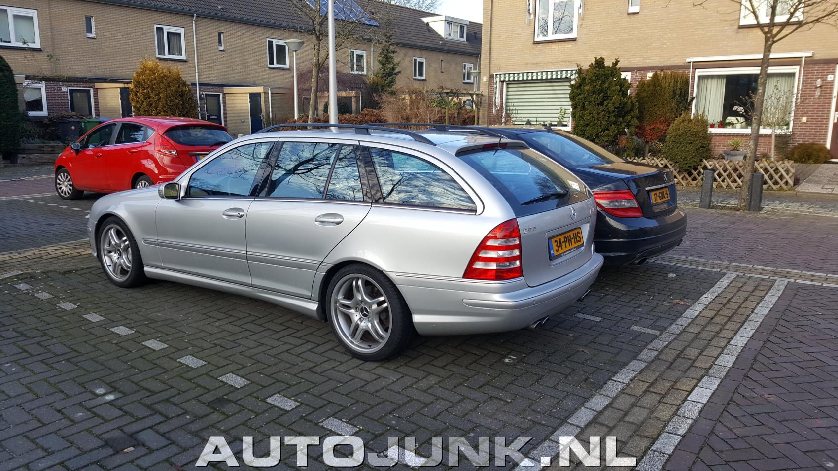 Mercedes benz c55 amg kombi w203 foto 39 s 187101 for Mercedes benz c55 amg