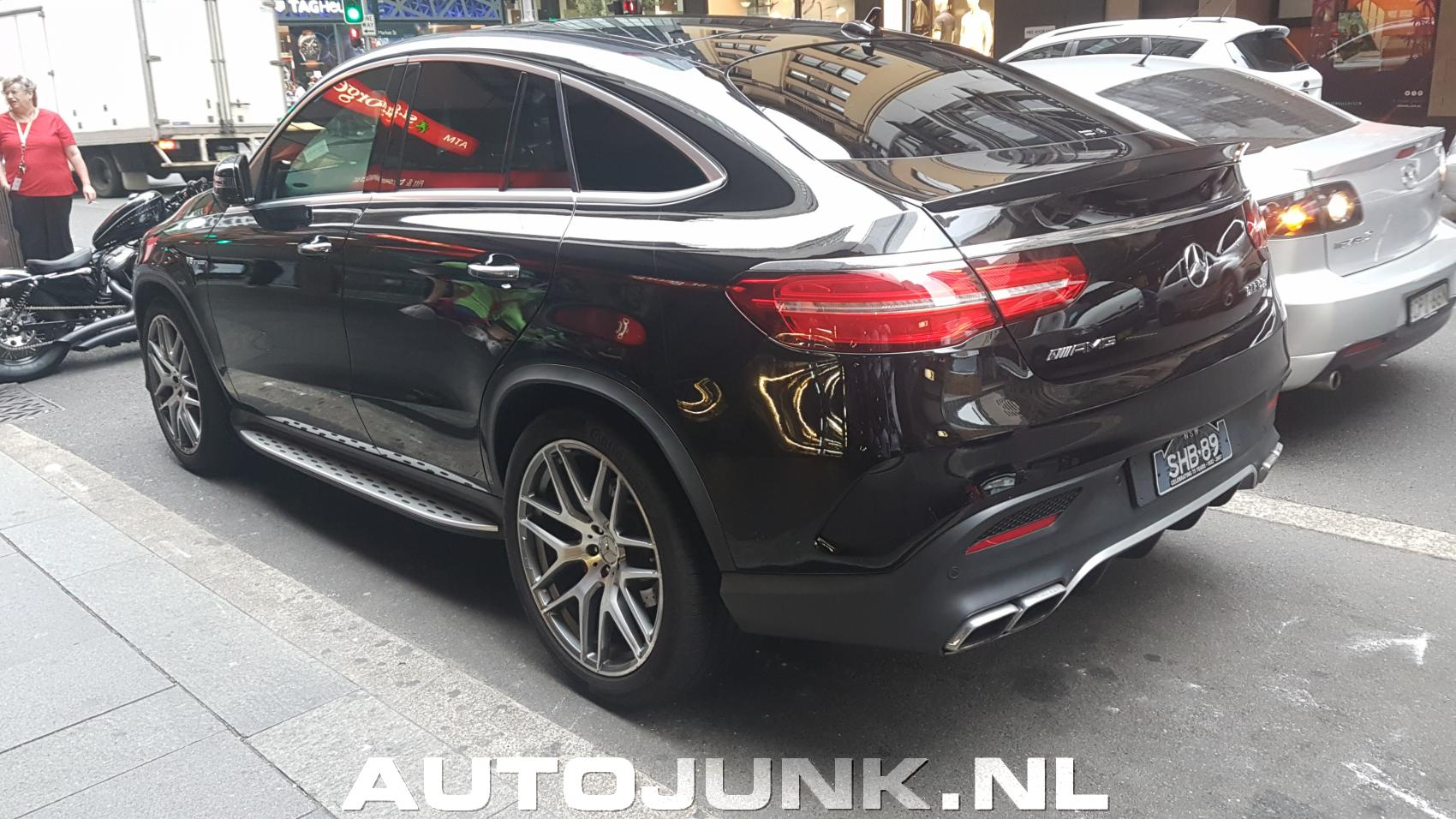 Mercedes benz gle 63 amg s foto 39 s 187604 for 2017 mercedes benz amg gle 63