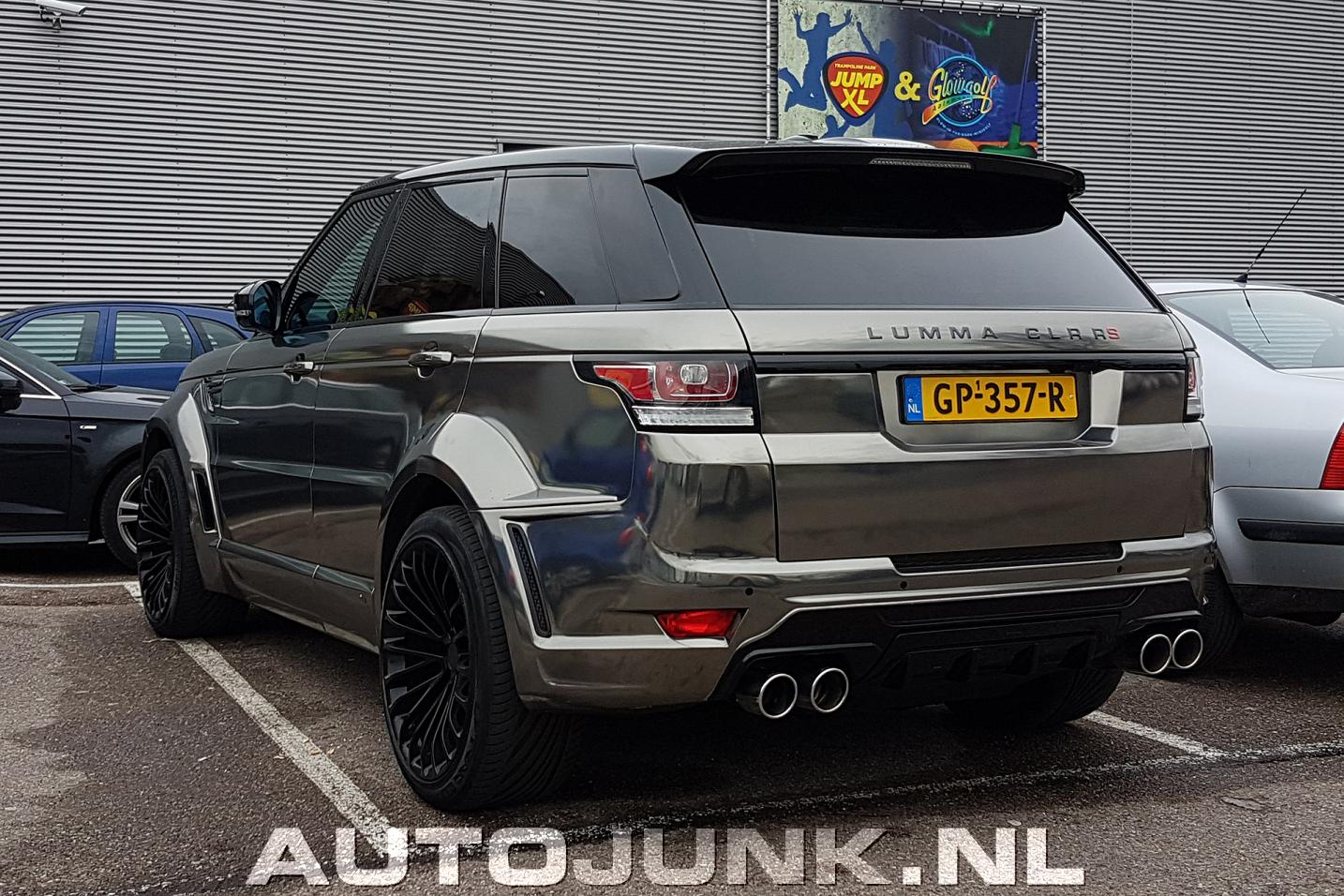 range rover sport lumma clr r s foto 39 s 190035. Black Bedroom Furniture Sets. Home Design Ideas