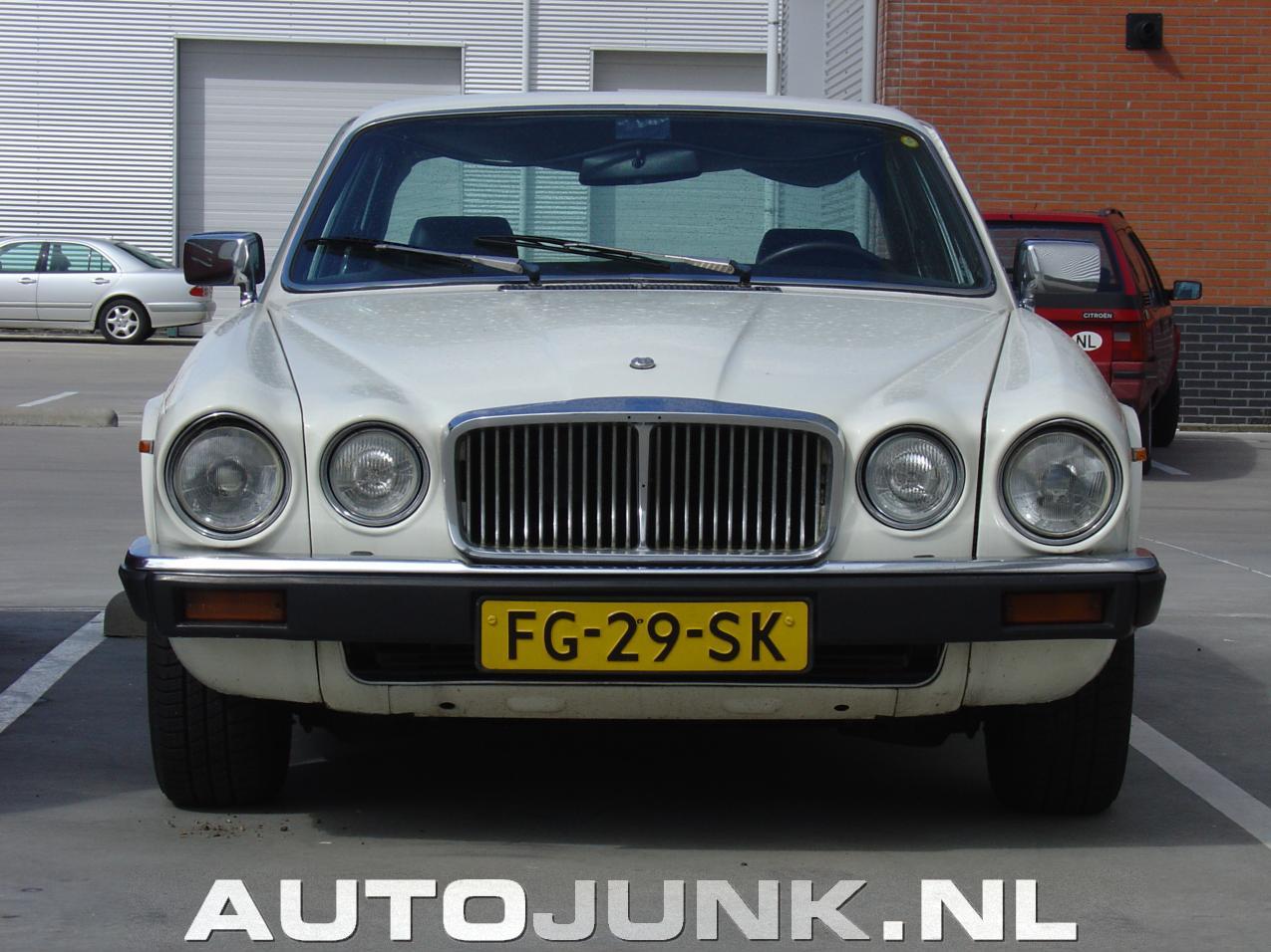 Jaguar XJ6 s3 1979 foto's » Autojunk.nl (190630)