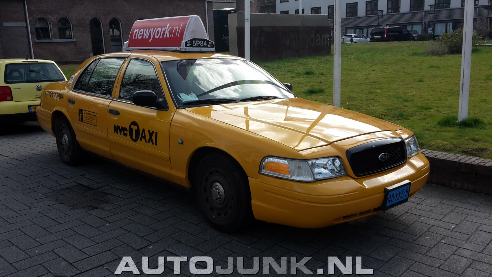 Foto S Ford Crown Victoria Taxi