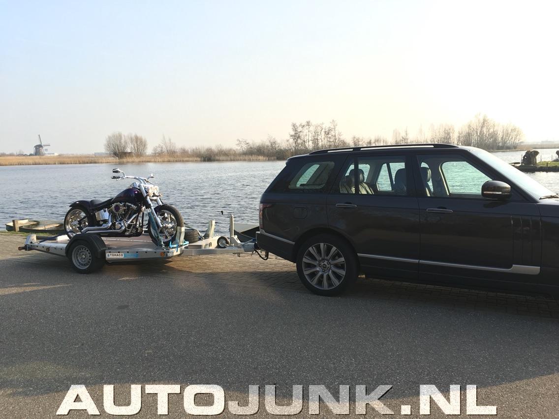Foto's: Motor en auto van AB lezer