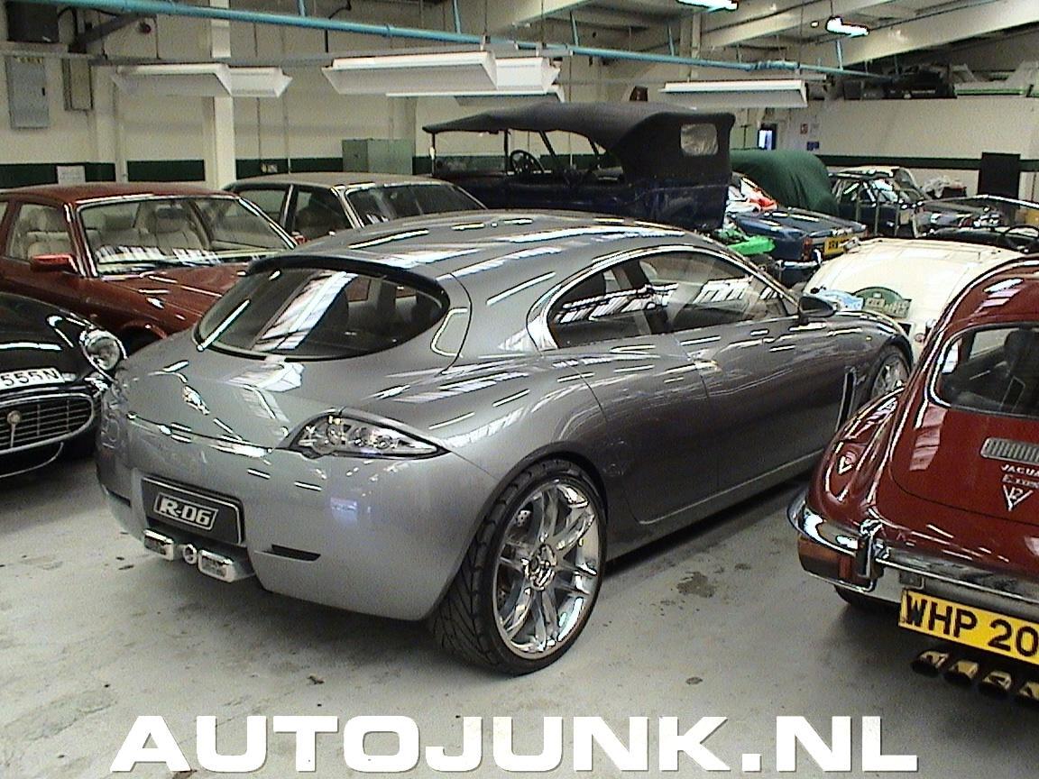 Jaguar R-D6 foto's » Autojunk.nl (196321)