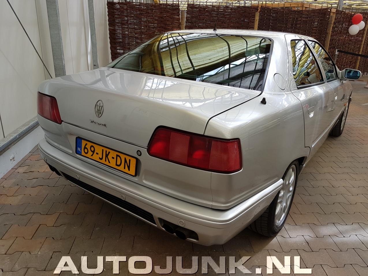 Maserati Quattroporte 1997 foto's » Autojunk.nl (197970)