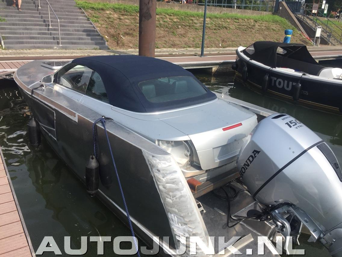 Audi A4 speedboot foto\'s » Autojunk.nl (202825)
