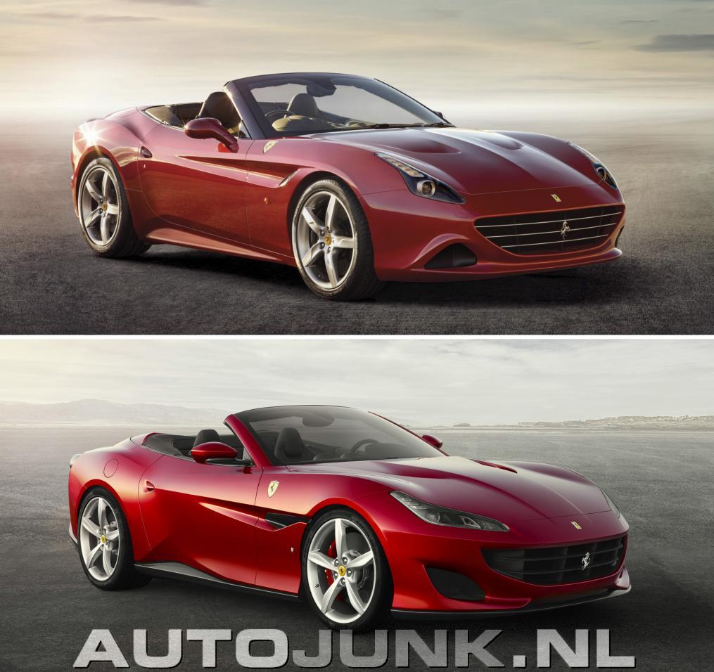 Ferrari Portofino Vs California Foto's » Autojunk.nl (203459