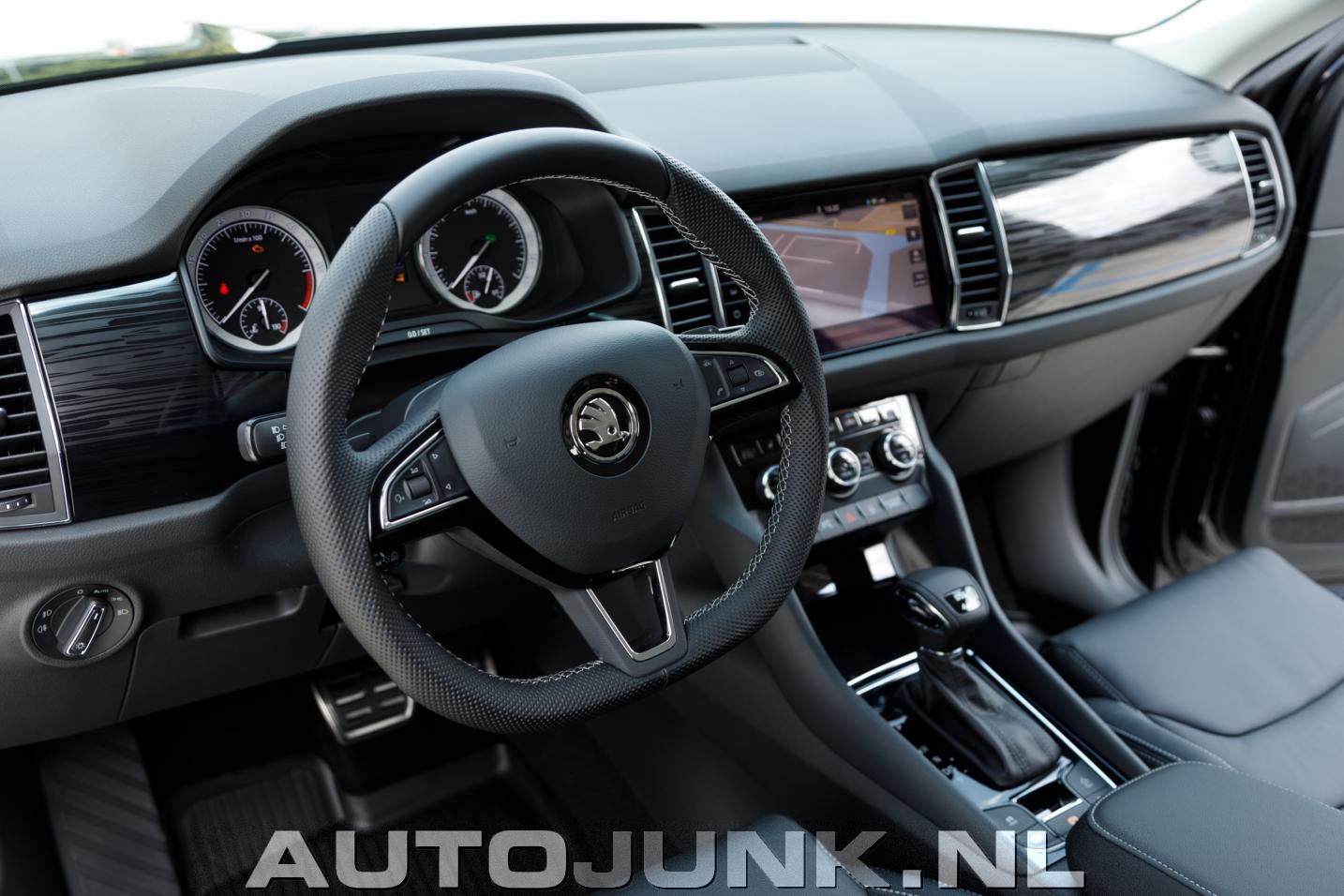 Skoda kodiaq 4x4 2 0 tdi 190pk taxi foto 39 s for Auto interieur reinigen eindhoven
