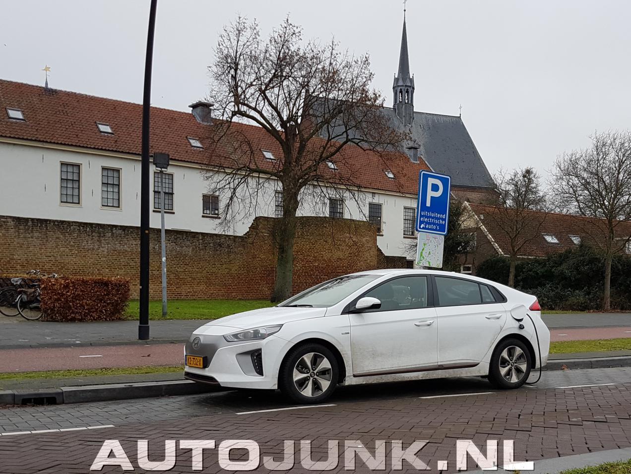 Hyundai Ioniq Opladen Foto S Autojunk Nl 209725