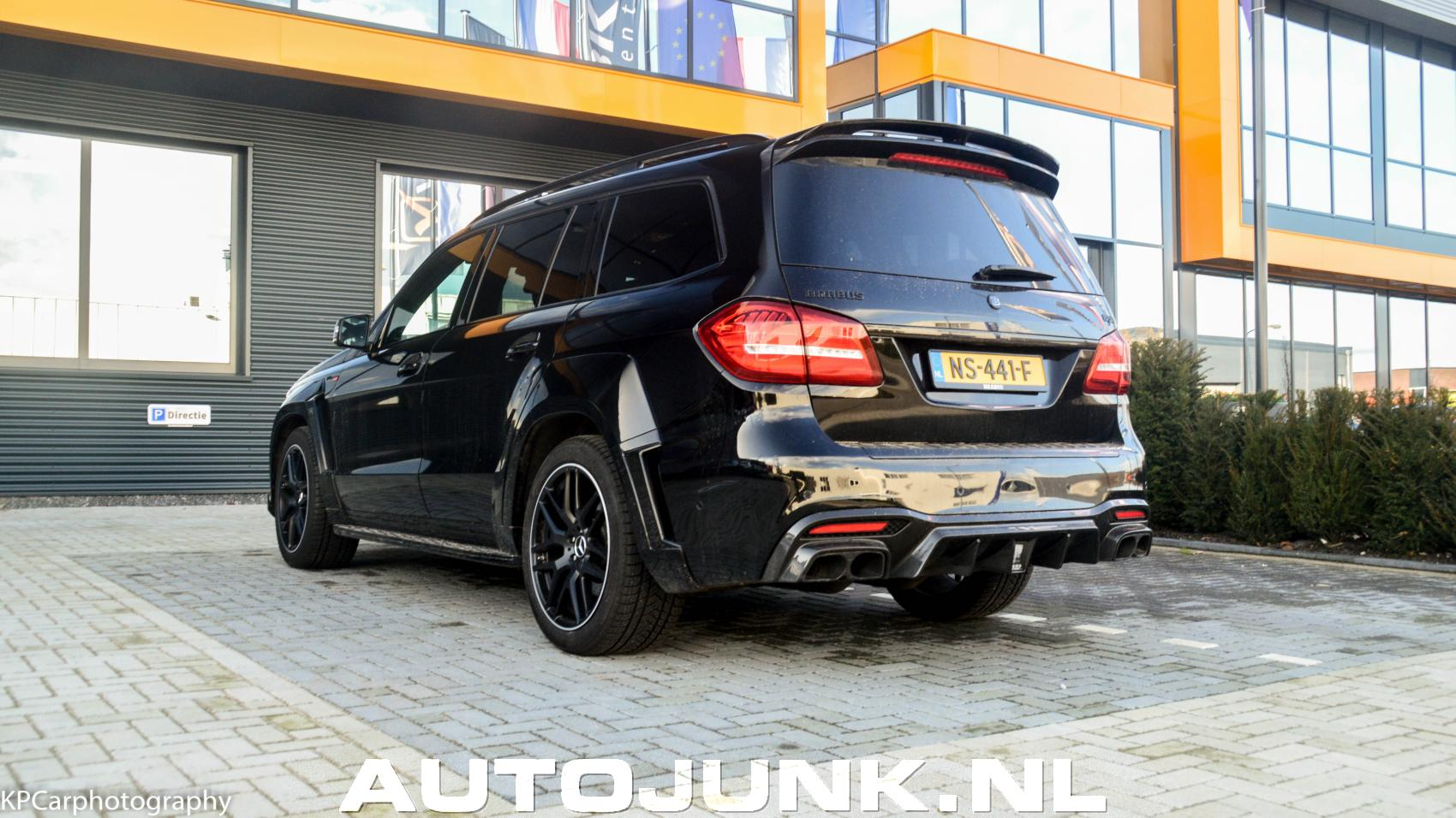 Mercedes Amg Brabus Gls 850 6 0 Biturbo Foto S Autojunk Nl 213064