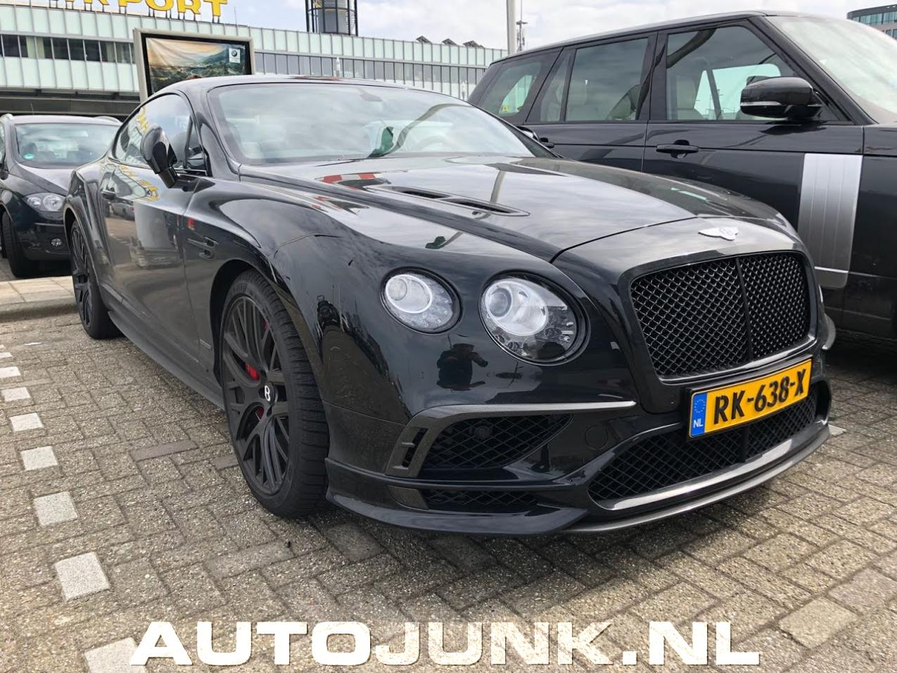 bentley continental supersports coup233 2018 fotos