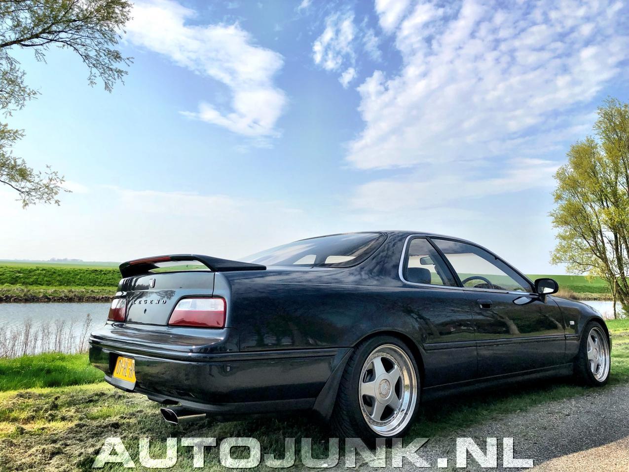 Honda Legend Coupe 1995 foto's » Autojunk.nl (217459)