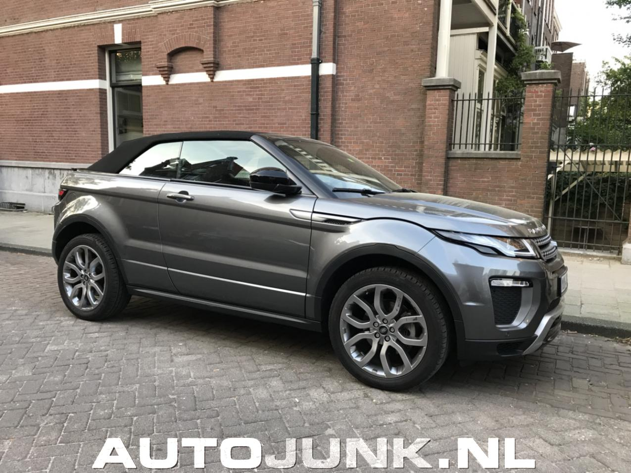 range rover evoque cabrio foto 39 s 218761. Black Bedroom Furniture Sets. Home Design Ideas