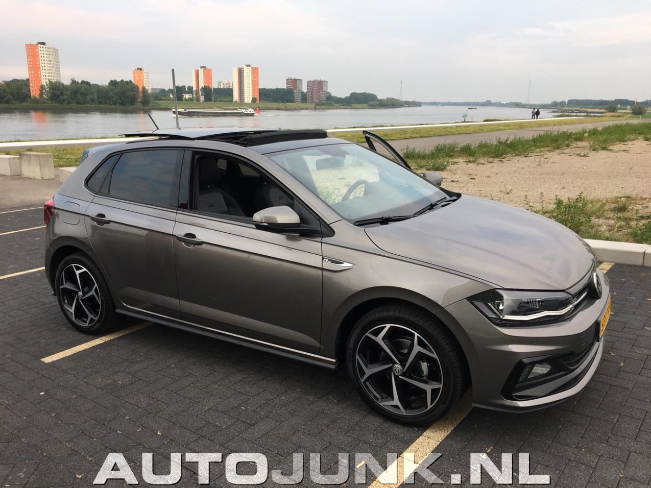 Mijn Auto Volkswagen Polo Aw R Line Fotos Autojunknl