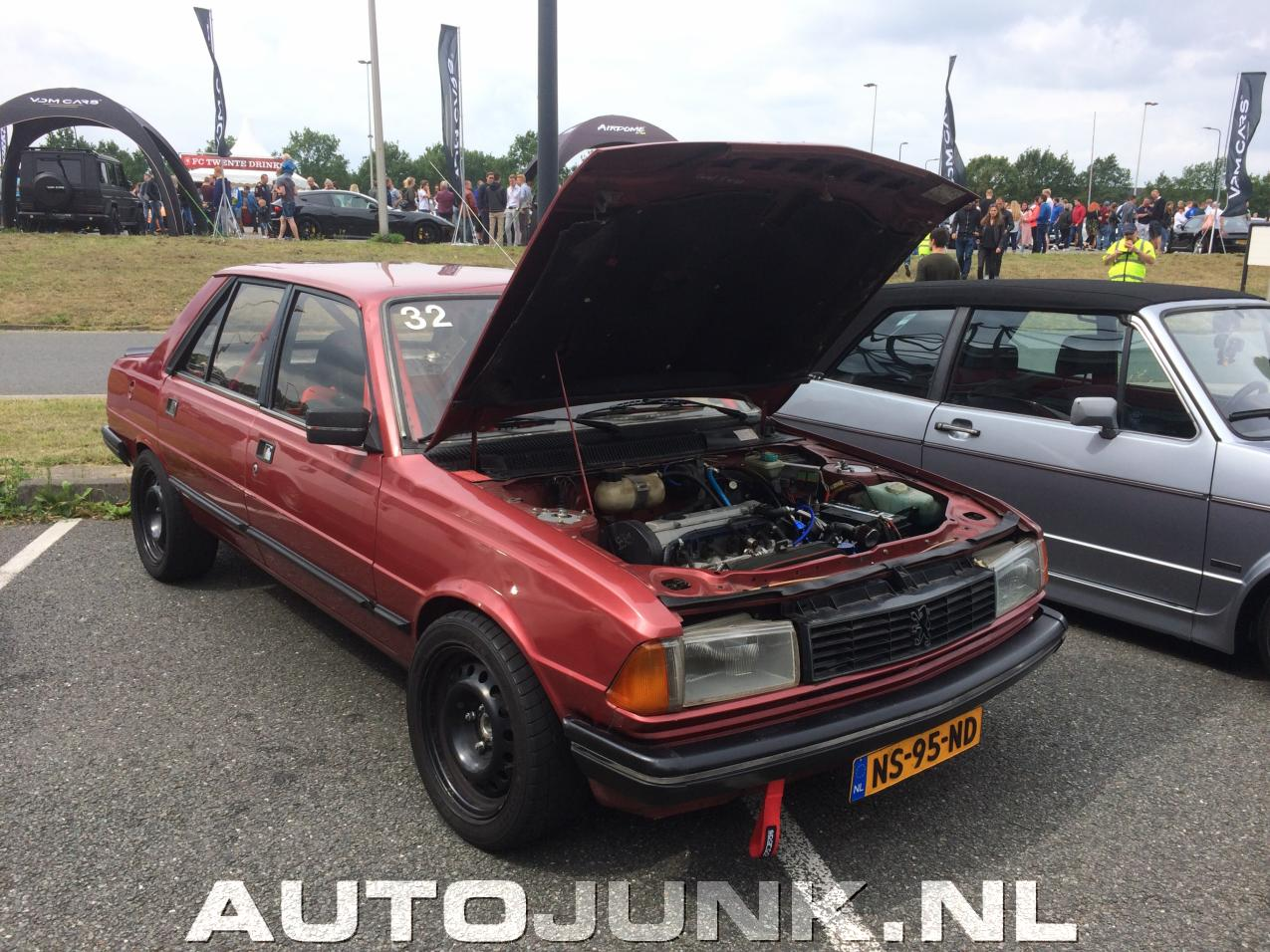1985 Peugeot 305 Foto S Autojunk Nl 221601
