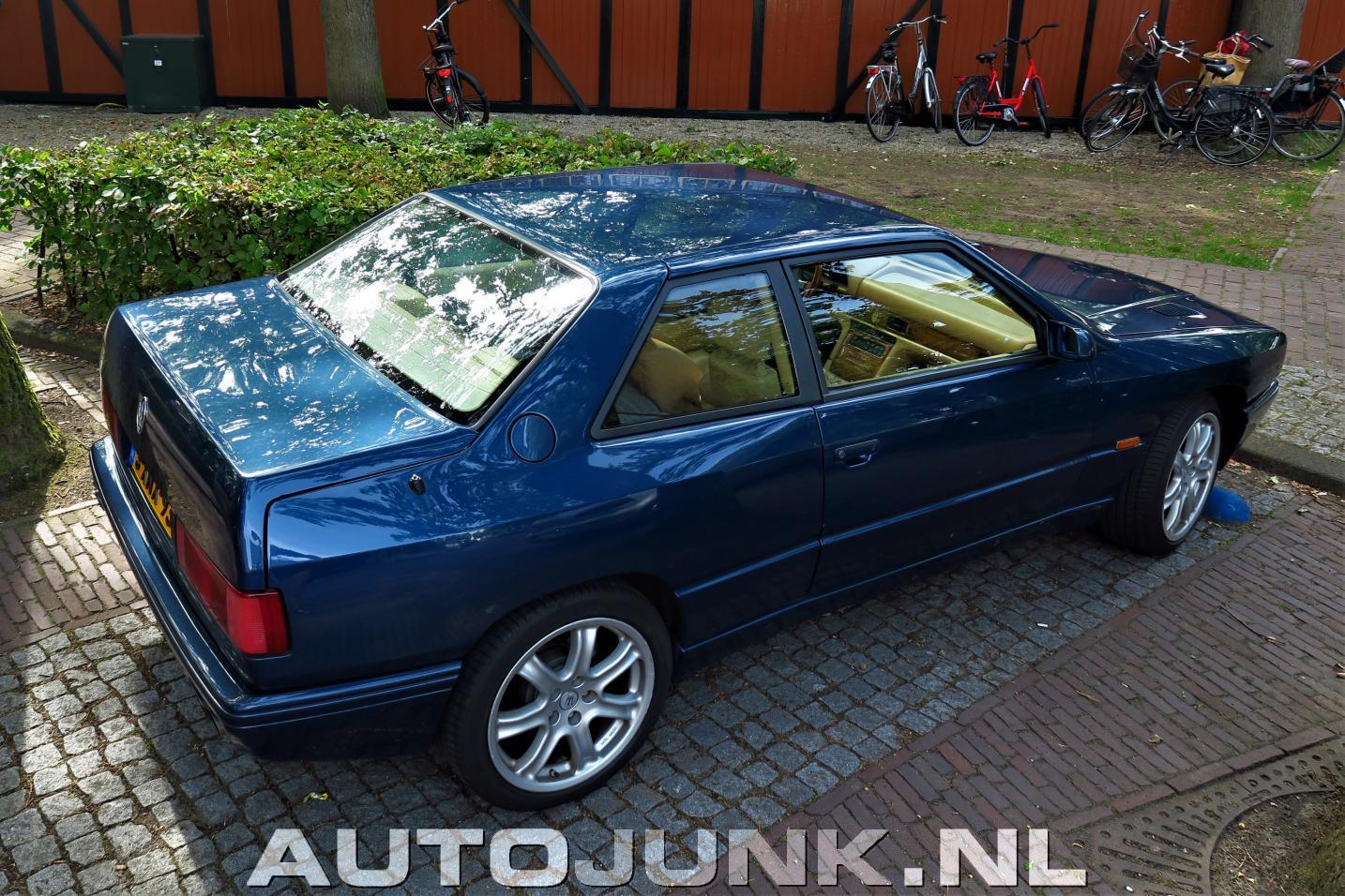 Maserati Ghibli II foto's » Autojunk.nl (224910)