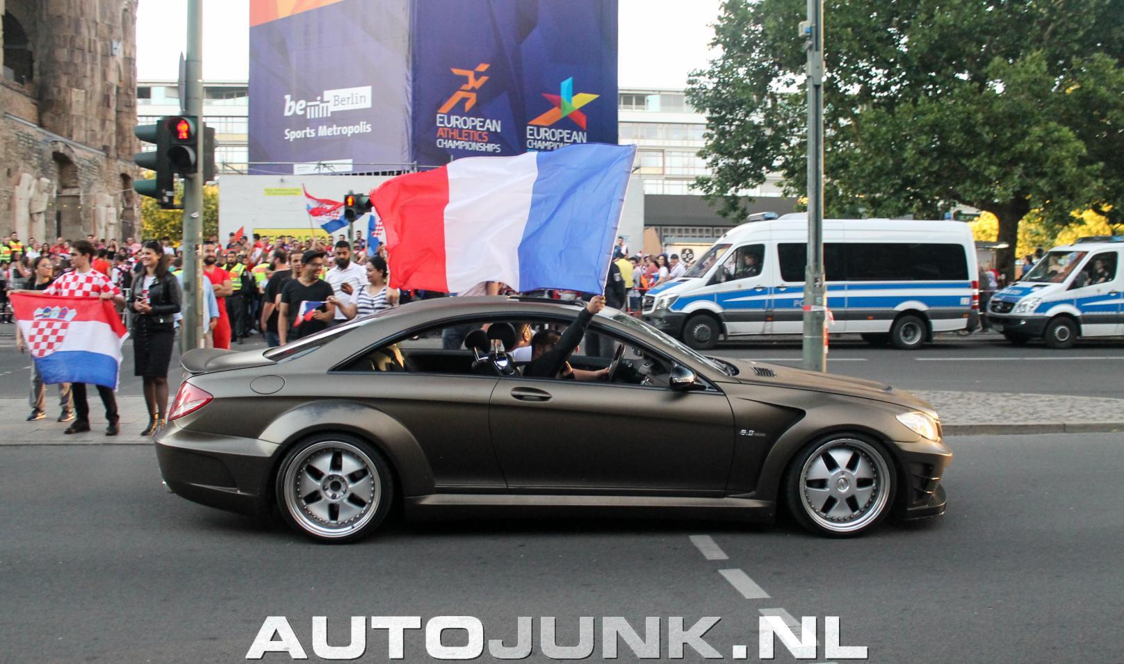 Duitsfranse Cl 63 Fotos Autojunknl 226359