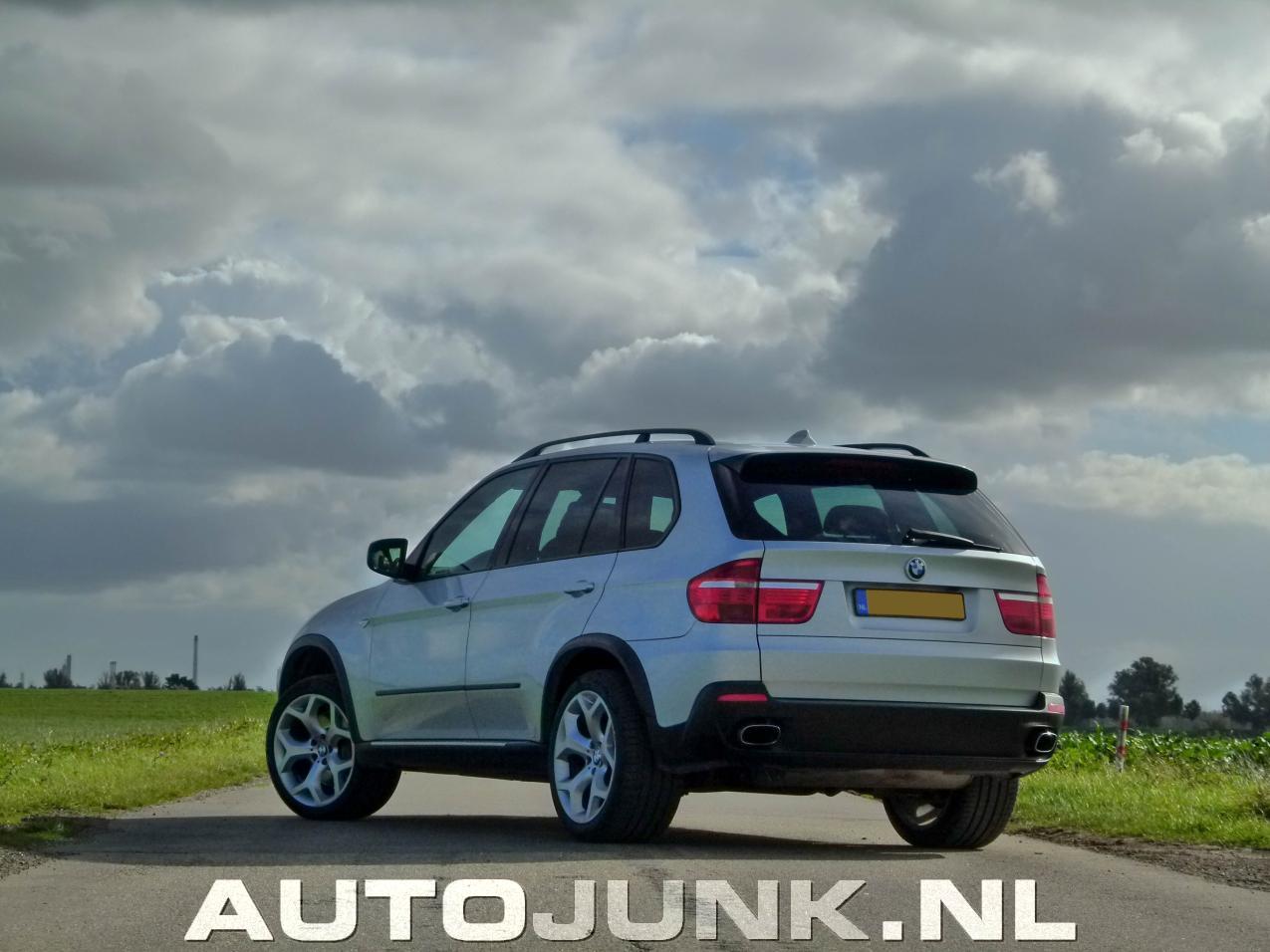 BMW X5 E70 -4.8i xDrive -2007 - foto's » Autojunk.nl (227687)