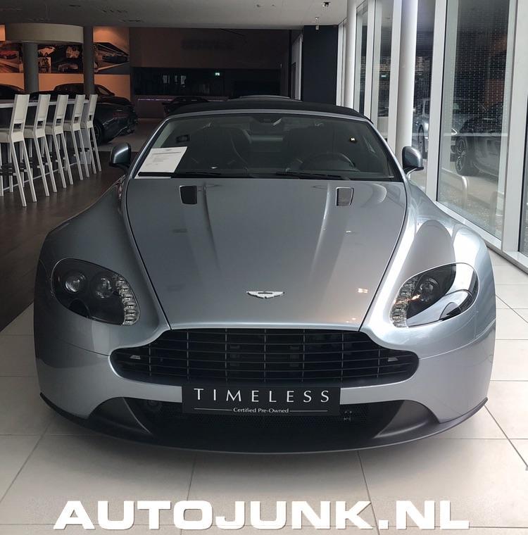 V8 Vantage S & DBS Foto's » Autojunk.nl (233288