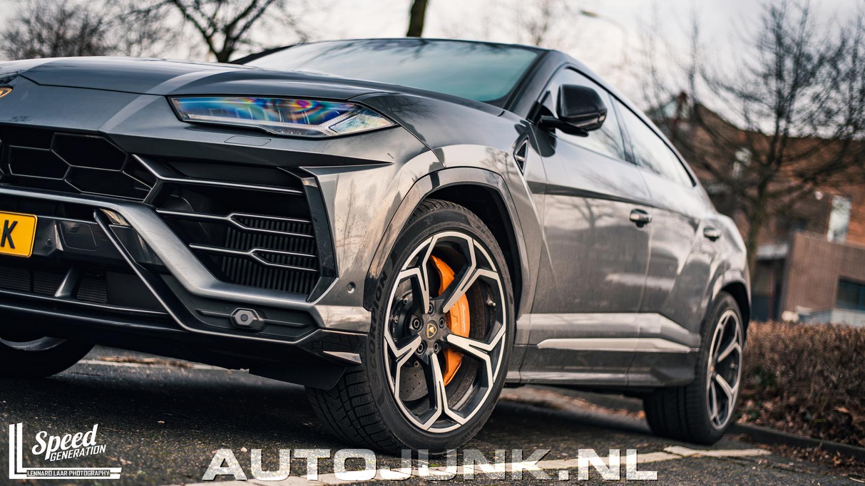 Lamborghini Urus Foto's » Autojunk.nl (234102