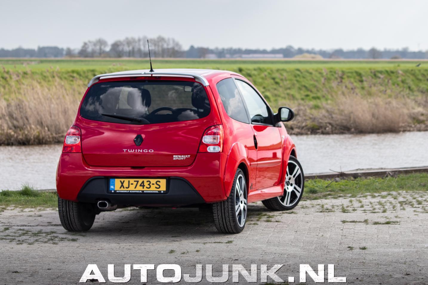 Twingo Rs Met Gordini Velgen Fotos Autojunknl 236881