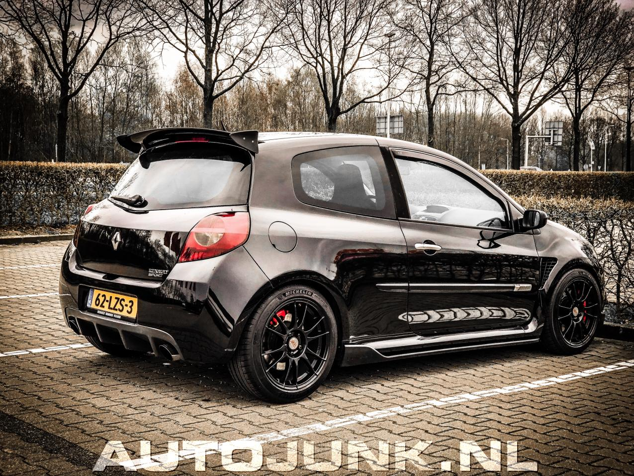 Mijn Renault Clio Rs Fotos Autojunknl 236917