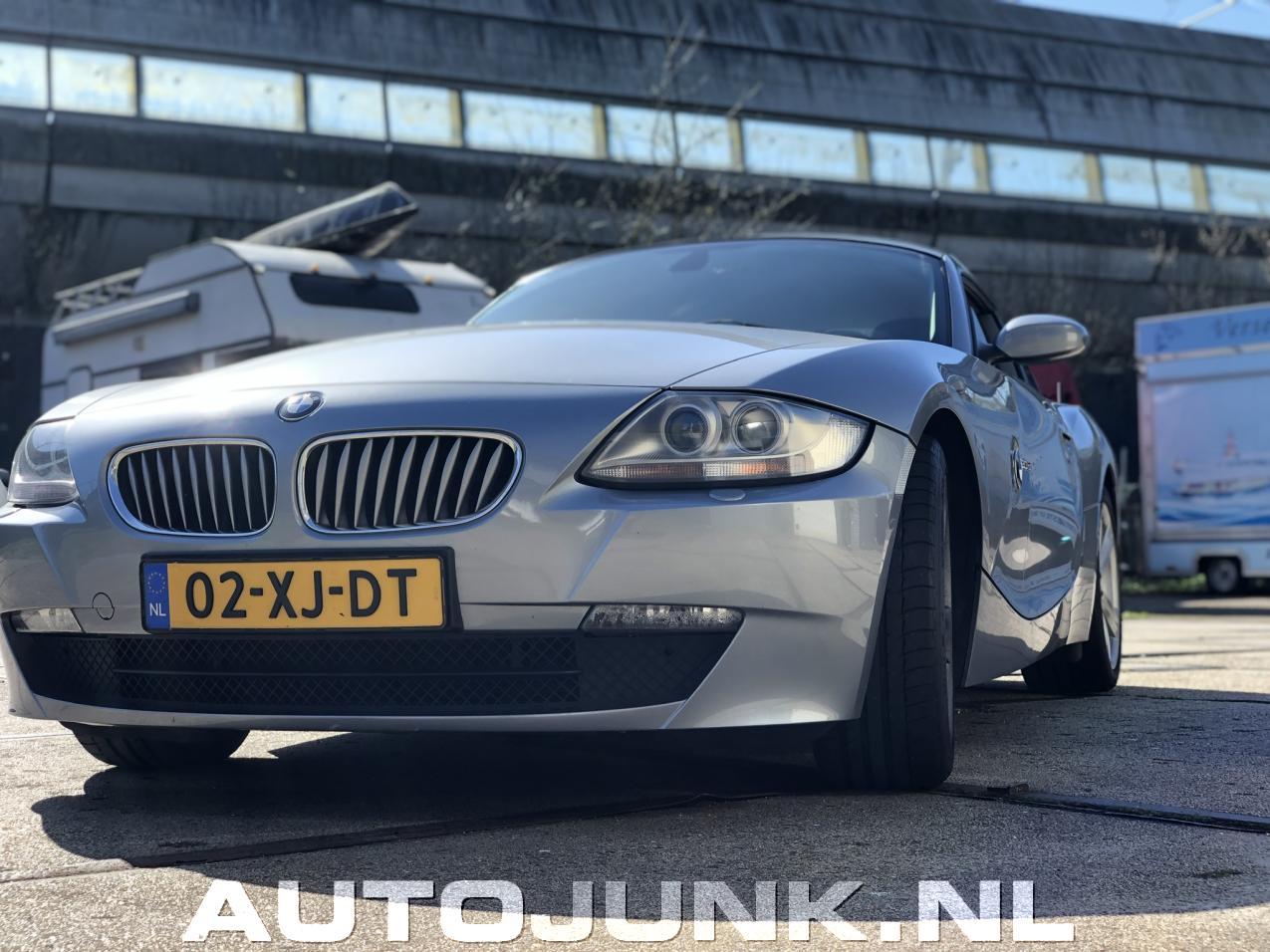 Bmw Z4 Coupe Foto S Autojunk Nl 238636
