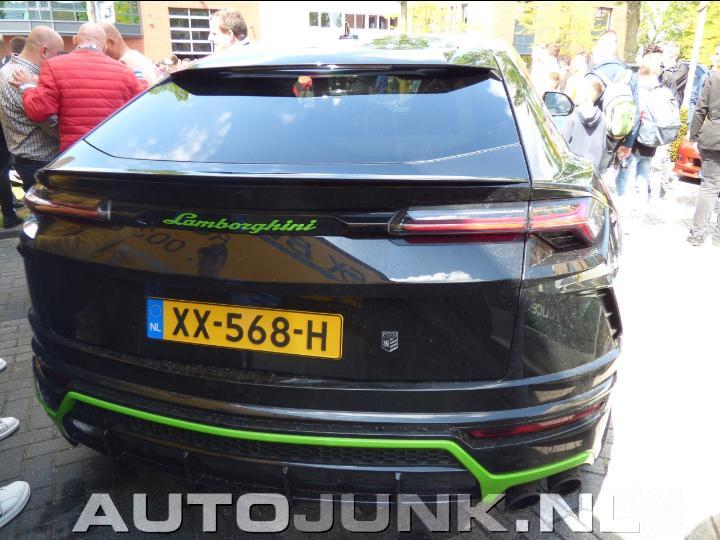 Lamborghini Urus Foto's » Autojunk.nl (240165