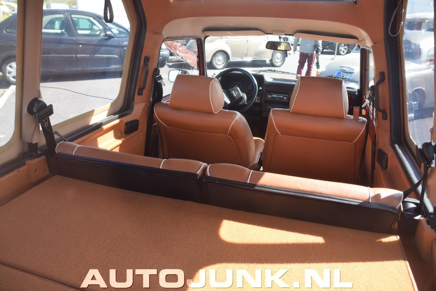 Matra Rancho Foto's » Autojunk.nl (240744