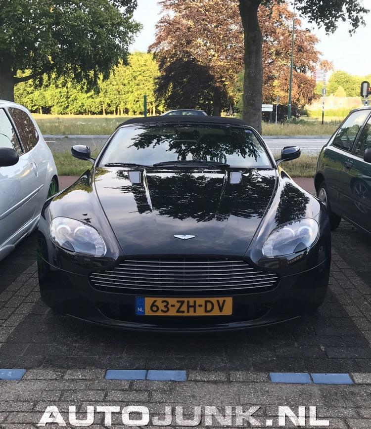 Vantage Roadster! Foto's » Autojunk.nl (241445